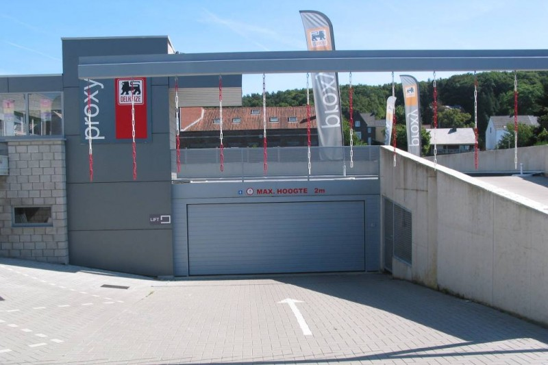 inritpoort parking