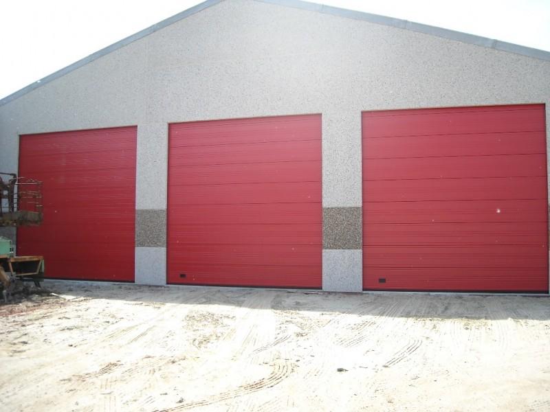 Vaco S40 industriële sectionaalpoorten