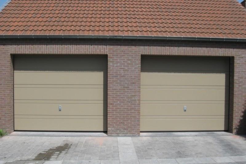 Normstahl garagepoort