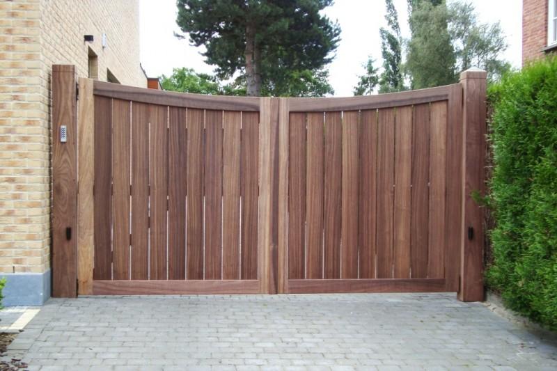 VACO SECUGA dubbel draaihek type Princeton massief hout